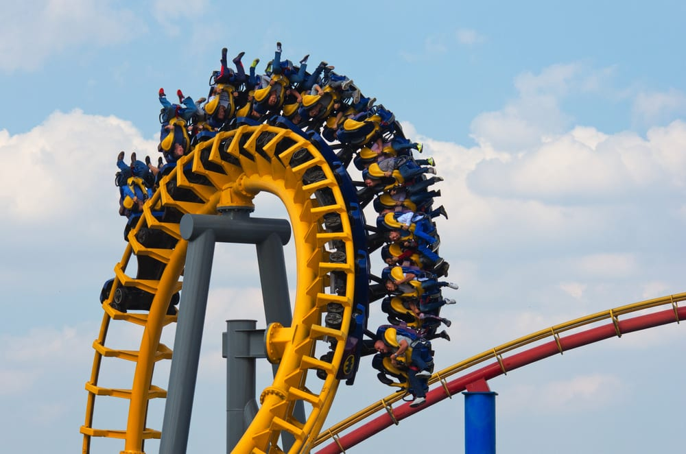 Amusement Parks May Be In For Roller Coaster Ride Pymnts Com