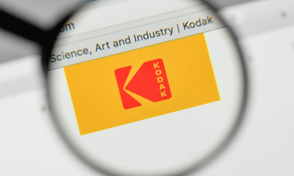 Dfc Kodak Loan Stalled Until Allegations Cleared Pymnts Com