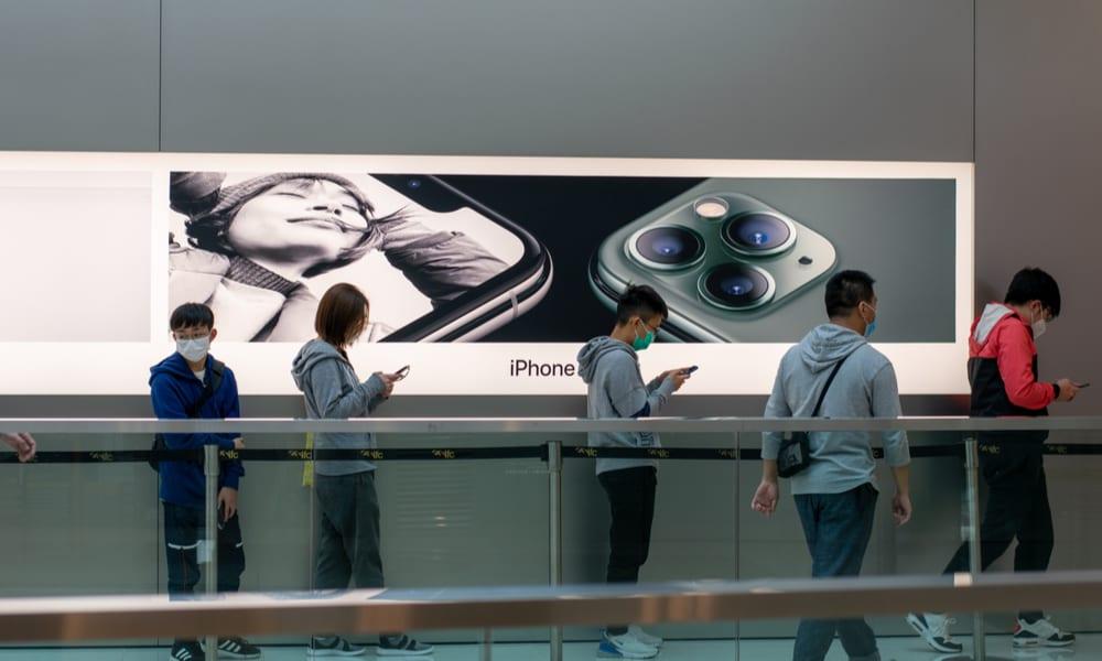 iPhone 12 bị vỡ trận ở Trung Quốc - Ảnh 5.