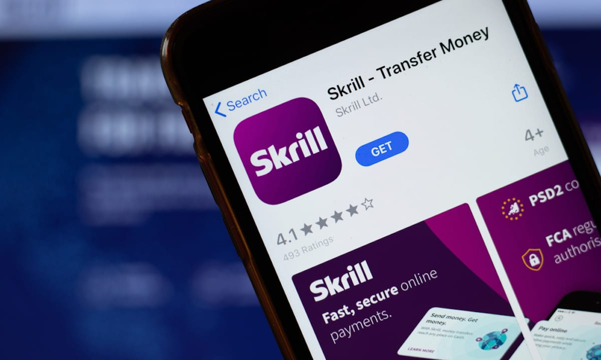 Skrill adds 20 different cryptocurrencies
