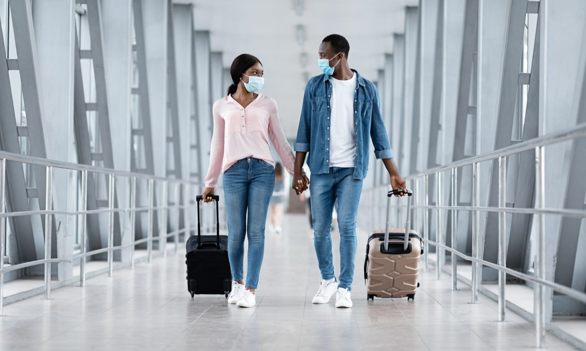 Americans Are Traveling Despite COVID Concerns   PYMNTS.com